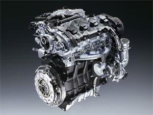Двигатель DOHC