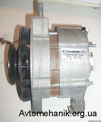 Как снять генератор ВАЗ | классика