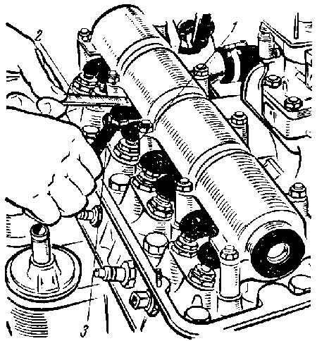 Регулировка клапанов ваз | таврия