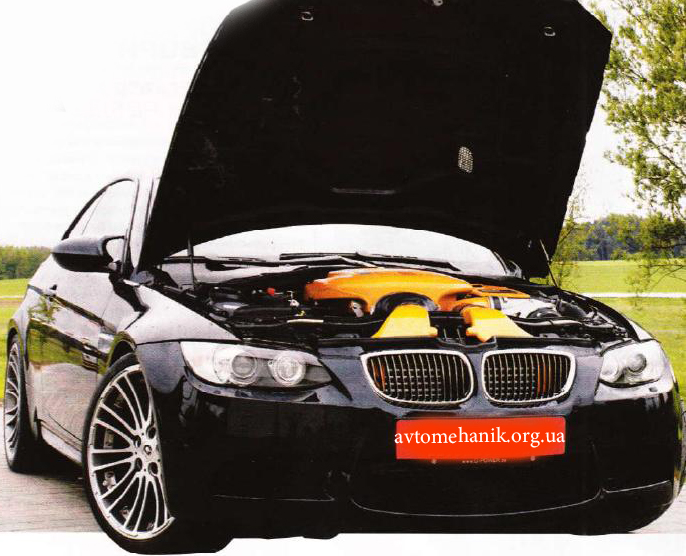 Тюнинг M3 BMW G-Power
