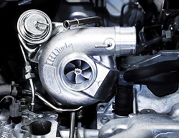 Турбонаддув двигателя