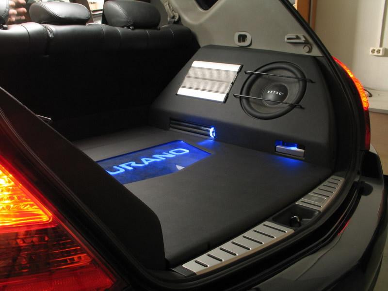 Установить музыку в автомобиль