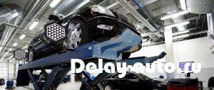 Регулировка развала и схождения на современных автомобилях