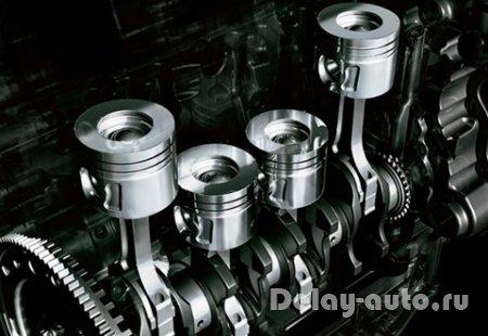 Развитие технологий строения автомобильного двигателя