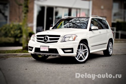 2012 mb glk - Mercedes-Benz GLK 350