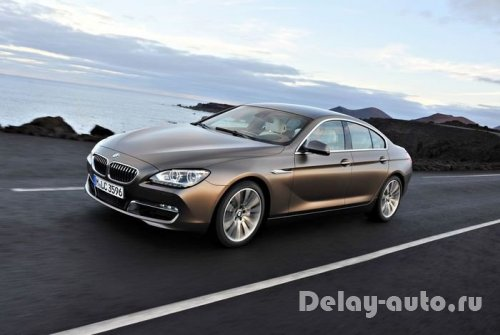 BMW Gran Coupe 2012 - часть 1