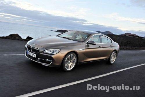 BMW Gran Coupe 2012 - часть 1