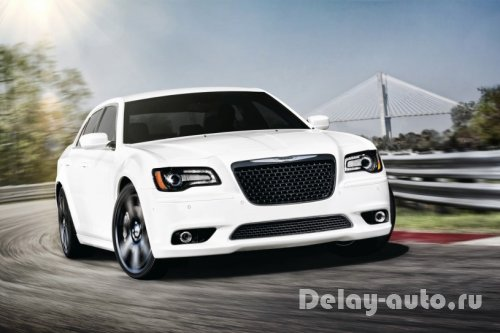 Обзор Chrysler 300C