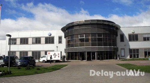 Завод Volkswagen Skoda в Калуге