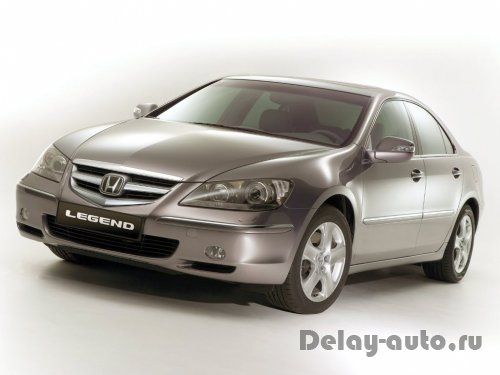 Недостатки Honda Legend