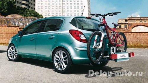 Обзор Opel Corsa