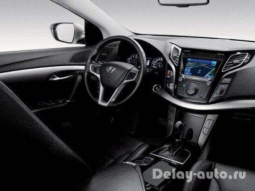 Hyundai i40 2013