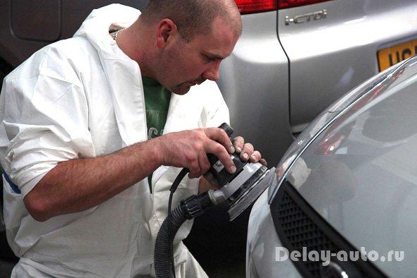 Ремонт сколов и царапин на автомобилях своими руками