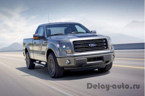 Ford готовит к выходу заряженный F150