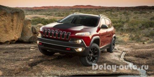 Премьера Jeep Cherokee задерживается