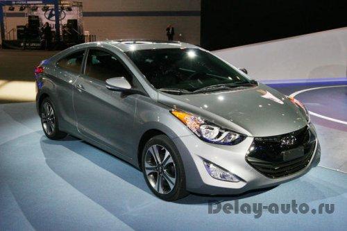 Hyundai похвастался обновленной Elantra