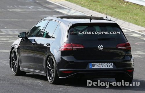 Volkswagen Golf-R NEW