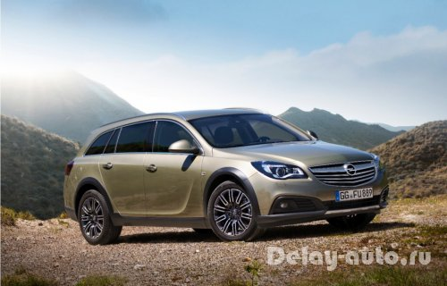 Обзор нового универсала Opel Insignia Country Tourer и седана Mazda 3