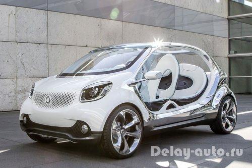 Smart FourJoy Concept 2013 модельного года