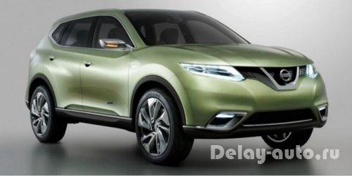 Рестайлинговый Nissan Qashqai покажут в ноябре