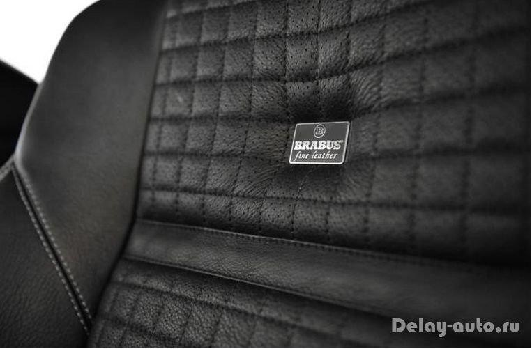 Mercedes E63 AMG получил пакет доработок от Brabus