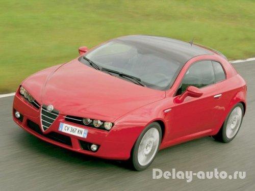 Alfa Romeo Brera 2013