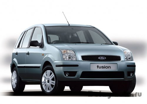 Форд Фьюжн (Ford Fusion)