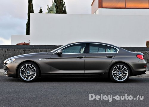 BMW Gran Coupe 6-версия