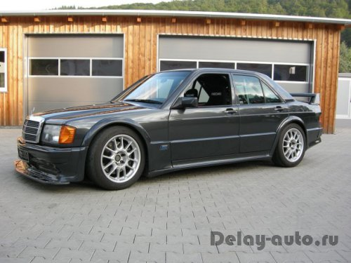 Mercedes Benz 190E Evolution 1